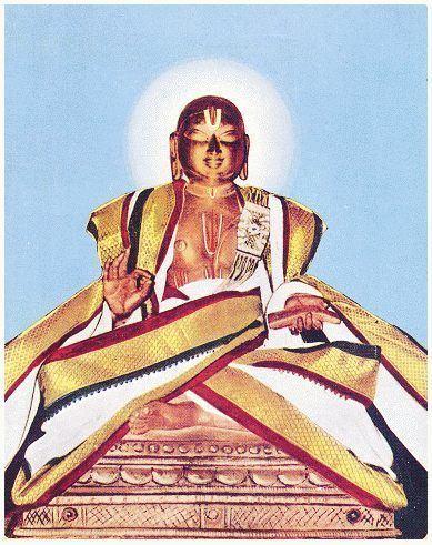 Vedanta Desika Acharyas and Alwars Sri Vedanta Desika