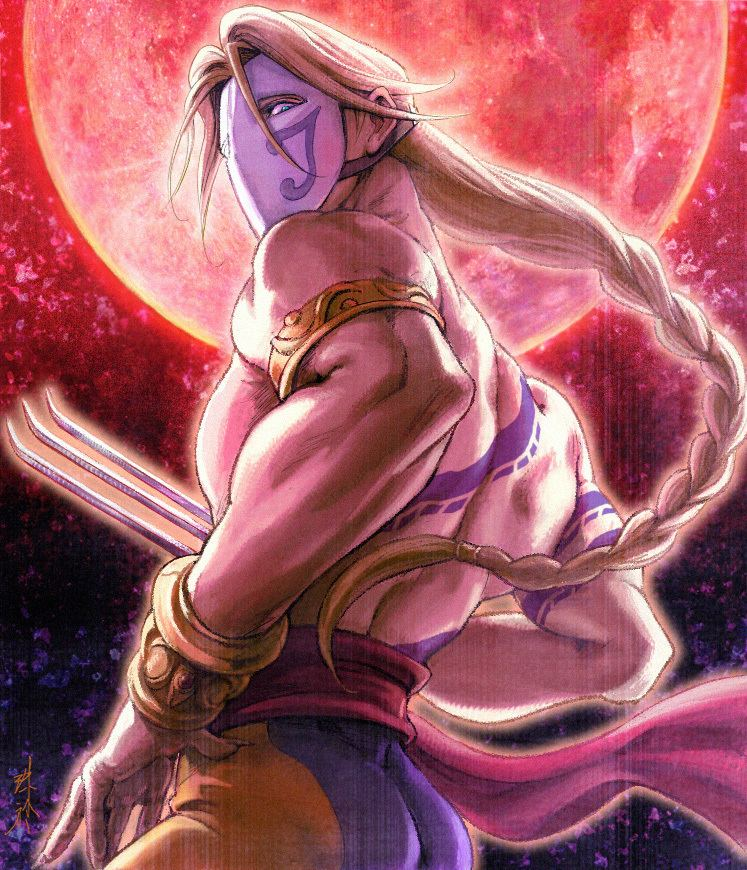 Vega Street Fighter Alchetron The Free Social Encyclopedia