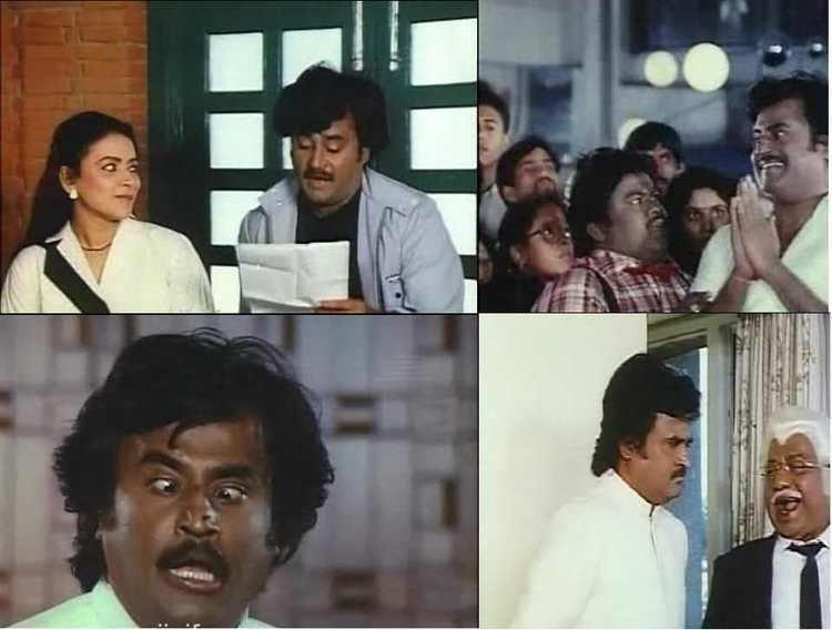 Velaikaran movie scenes Rajini Velaikaran Tamil movie download
