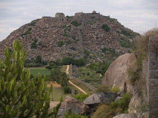 Vellore Tourist places in Vellore