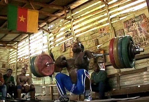 Vencelas Dabaya Vencelas Dabaya Documentary All Things Gym