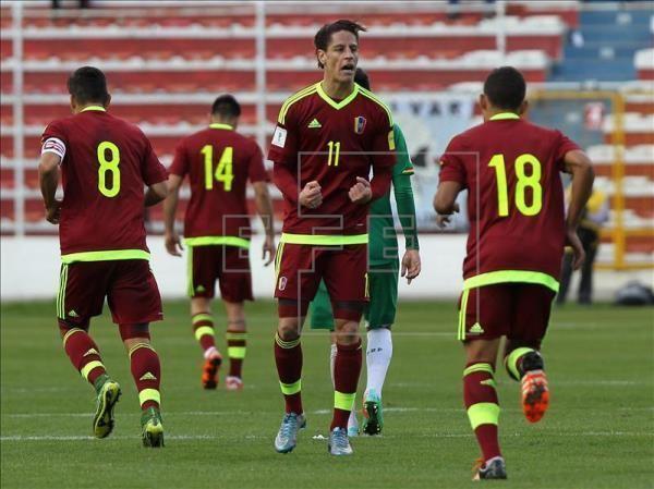 Venezuela national football team Venezuelan national soccer team quits Outstanding English
