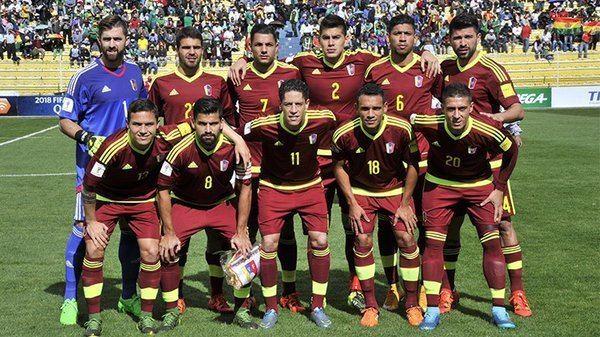 Venezuela national football team Venezuela39s National Team Players Quit FOOTY FAIR