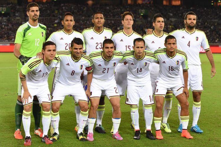 Venezuela national football team Most Of The Venezuelan National Soccer Team Threatens To Quit