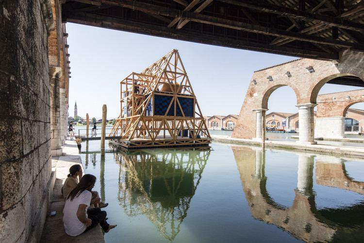 Venice Biennale Venice Biennale 2016 Winners Spain Japan Peru NL amp Gabinete de