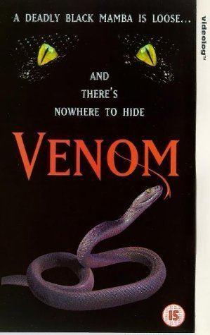 Venom (1981 film) Venom 1981 VHS Sterling Hayden Oliver Reed Klaus Kinski