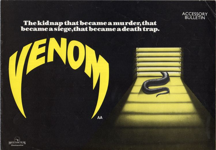 Venom (1981 film) Venom 1981 A Kidnapping Thriller with a Twist Review Addicted