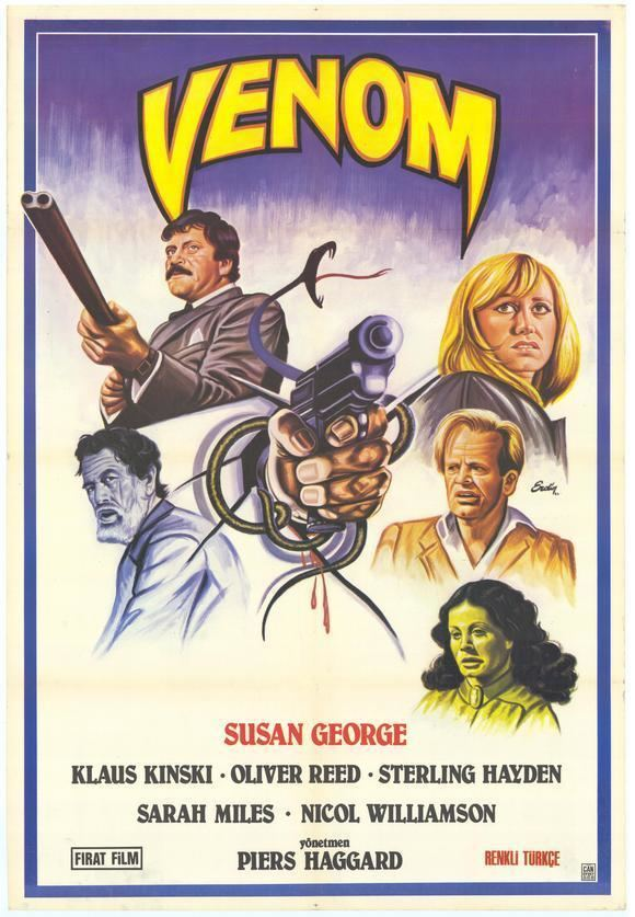Venom (1981 film) Daily Grindhouse WHYD IT HAVE TO BE SNAKES WEEK VENOM 1981