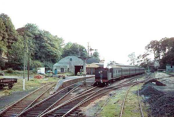 Ventnor railway station Disused Stations Ventnor Station