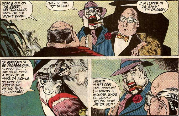 Ventriloquist (comics) DC Histories The Ventriloquist and Scarface