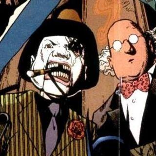 Ventriloquist (comics) Ventriloquist Wesker Character Comic Vine