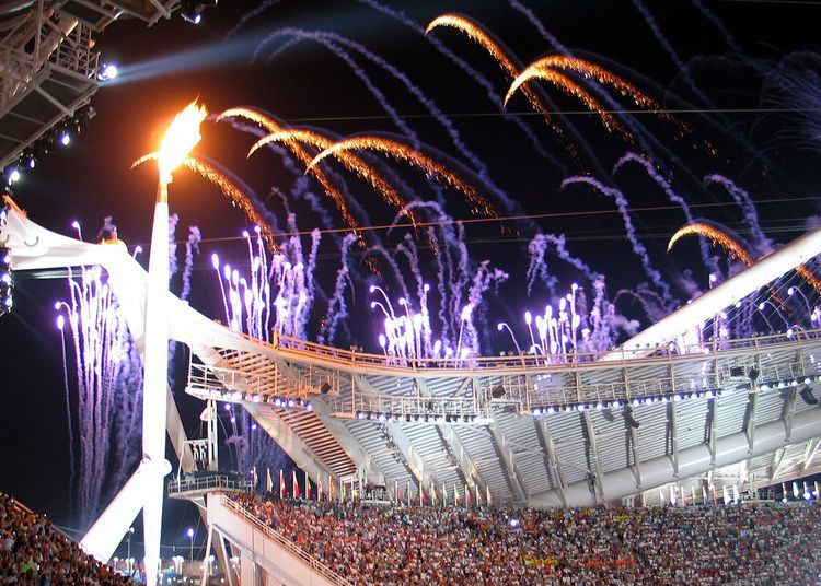 Venues of the 2004 Summer Olympics