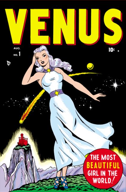Venus (Marvel Comics) Venus Character Comic Vine