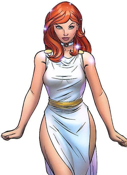 Venus (Marvel Comics) Venus Marvel Comics Agents of Atlas Character profile