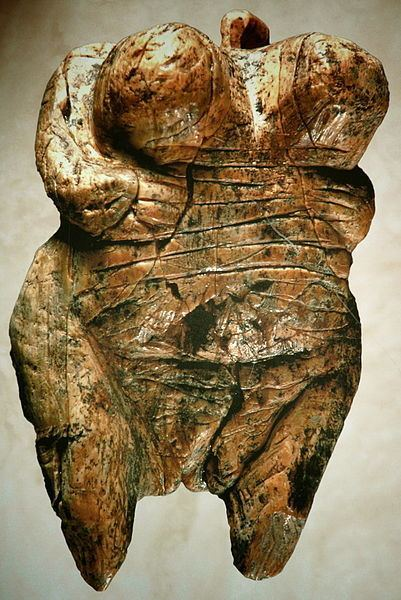 Venus of Hohle Fels The oldest European Venus figurine was found in the Hohle Fels cave