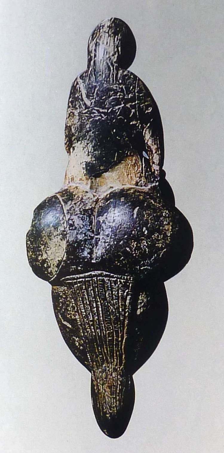 Venus of Lespugue The Lespugue Venus is a 25 000 years old ivory figurine of a nude