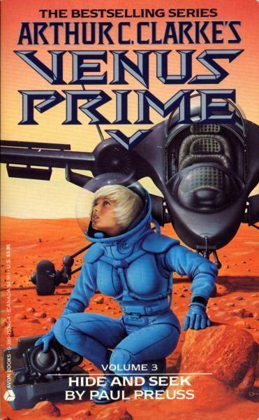 Venus Prime Title Arthur C Clarke39s Venus Prime Volume 3 Hide and Seek