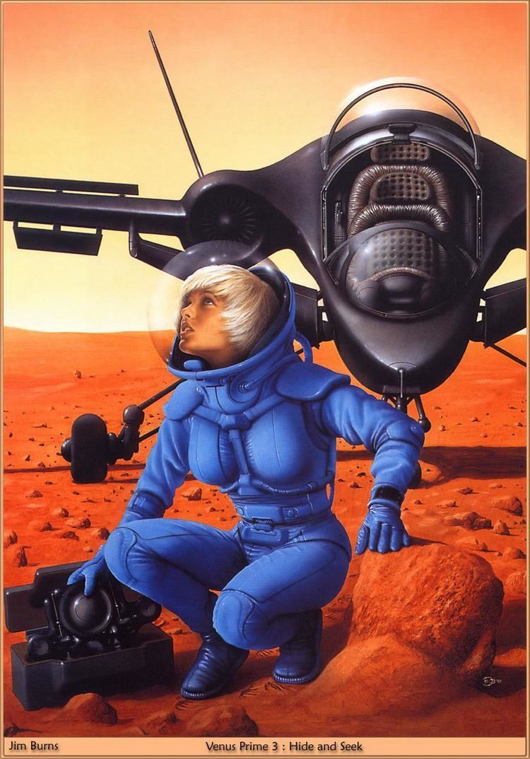 Venus Prime Marooned Science Fiction amp Fantasy books on Mars Arthur C