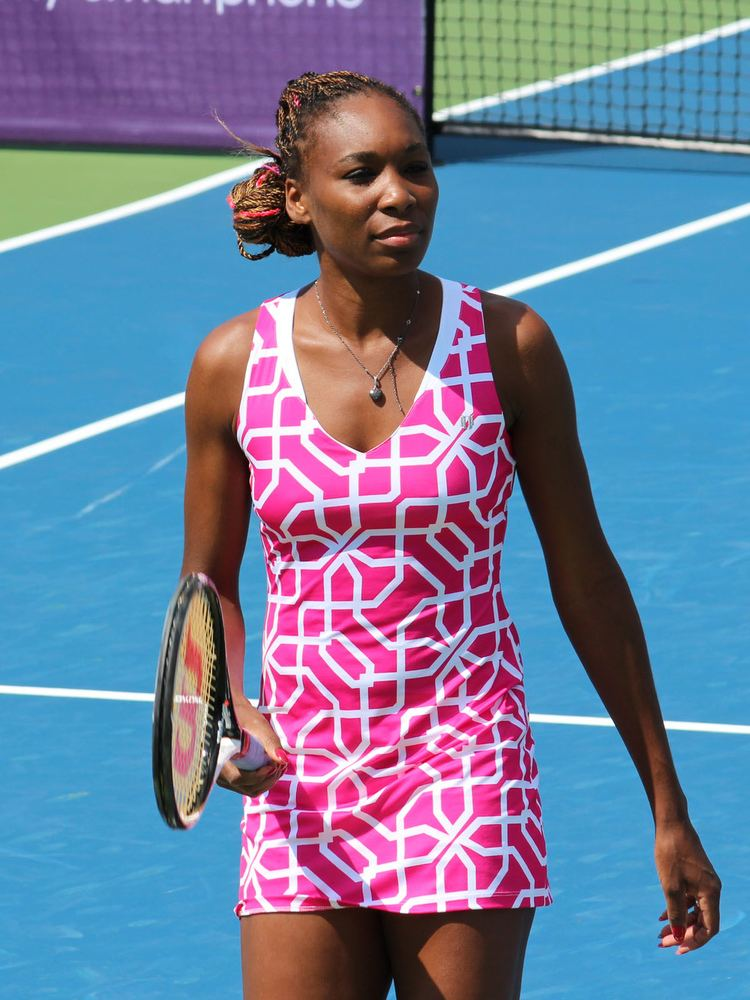 Venus Williams Venus Williams Wikipedia the free encyclopedia