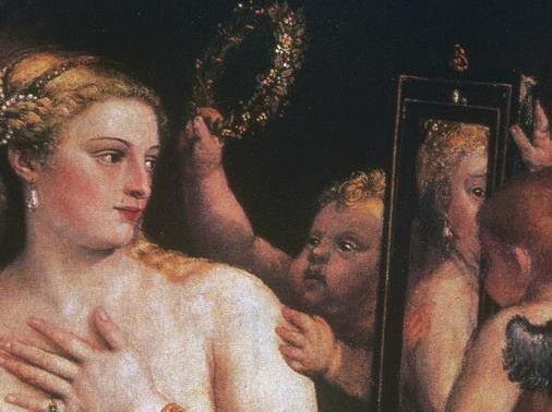 Venus with a Mirror Venus with a Mirror 2011 Venice Exhibit