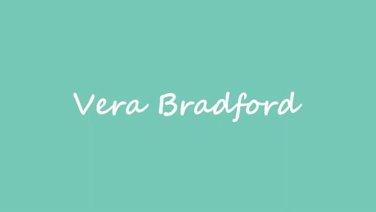 Vera Bradford OBM Pianist Vera Bradford YouTube