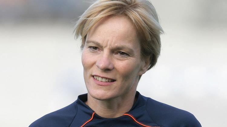 Vera Pauw Vera Pauw nieuwe coach ZuidAfrikaanse voetbalsters NU