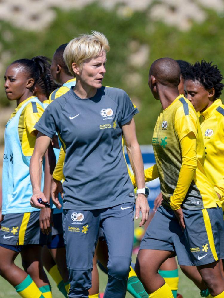 Vera Pauw Banyana coach calls it quits SA Breaking News