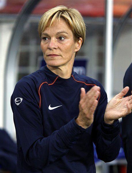 Vera Pauw Vera Pauw Female Coaching Network