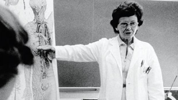 Vera Peters How Vera Peters revolutionized treatments for Hodgkins breast