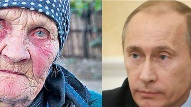 Vera Putina End Putini emaks pidav Vera soovib DNAtesti htuleht