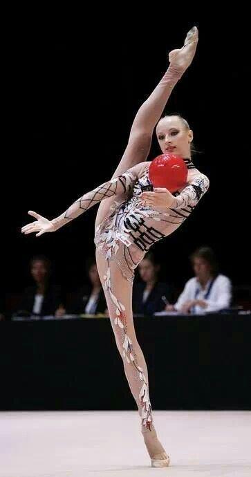 Vera Sessina Vera Sessina Russia Rhythmic Gymnastics Pinterest