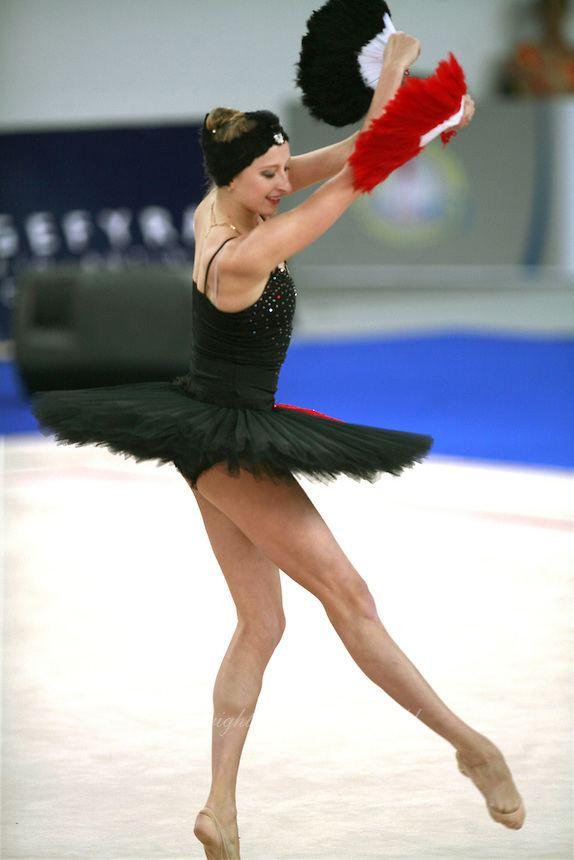 Vera Sessina 2007 WORLD CHAMPIONSHIPS RHYTHMIC GYMNASTICS Tom Theobald