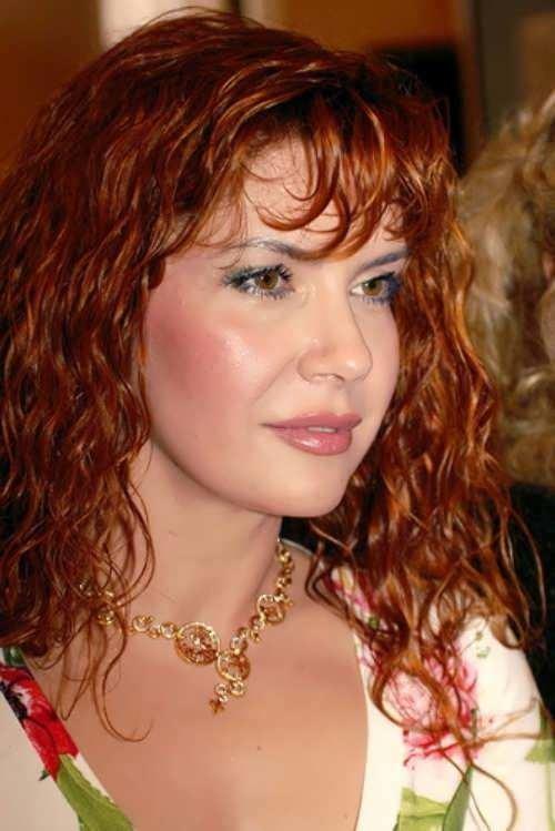 Vera Sotnikova Vera Sotnikova actress and presenter Russian Personalities