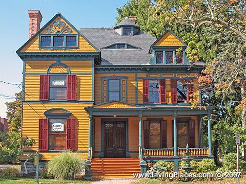 Verbeck House wwwlivingplacescomswfNYSaratogaCountyBalls