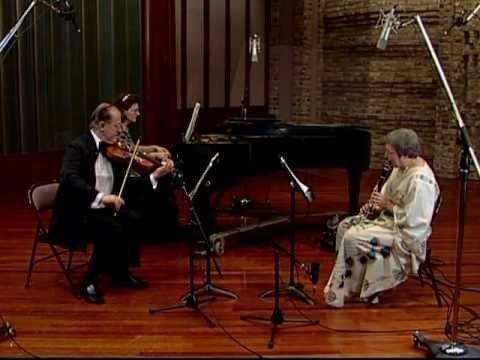 Verdehr Trio David Diamond Trio 1st Movement Sample performed by The Verdehr Trio