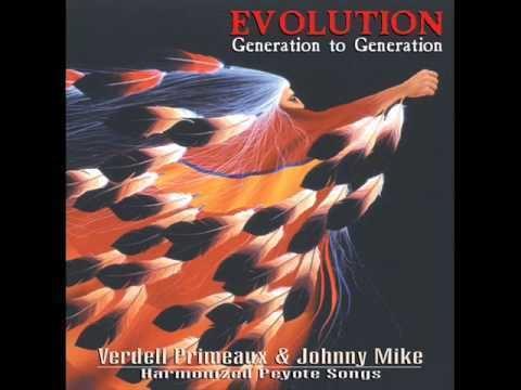 Verdell Primeaux Verdell Primeaux Johnny Mike 01 Four Harmonized Peyote Songs