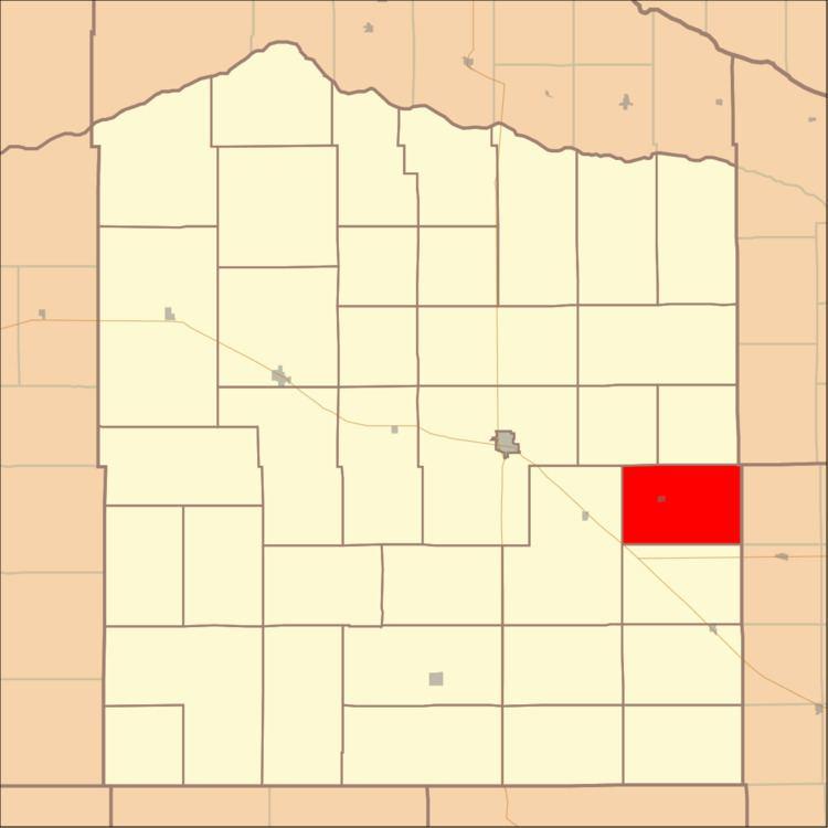 Verdigris Township, Holt County, Nebraska