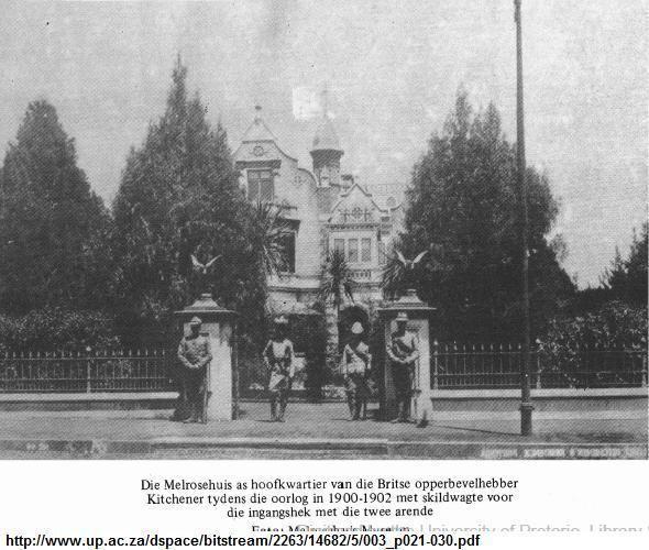 Vereeniging in the past, History of Vereeniging