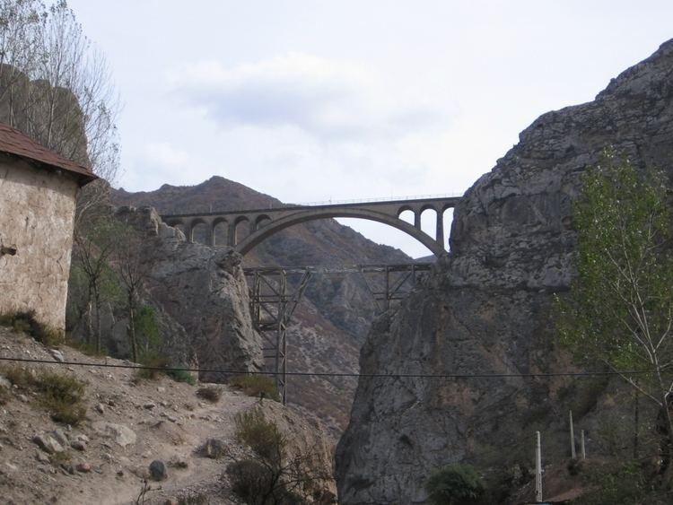 Veresk Bridge