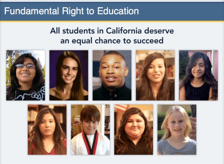 Vergara v. California studentsmatterorgwpcontentuploads201507Plai