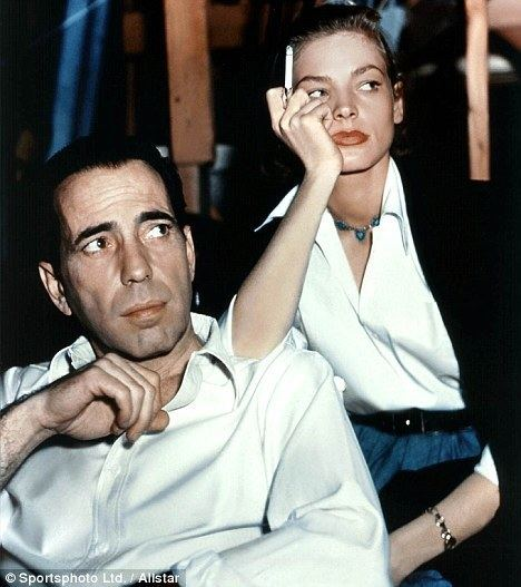 Verita Bouvaire-Thompson How Bogey made Bacall into a lady and why he found her a bit of a