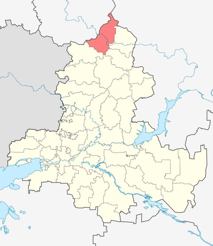 Verkhnedonskoy District