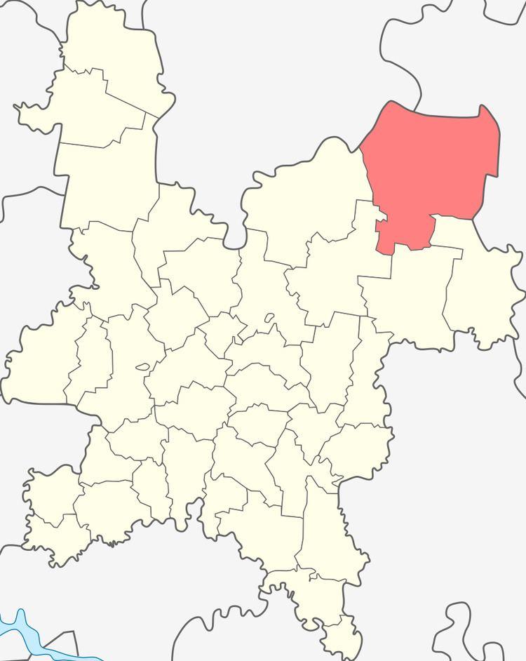 Verkhnekamsky District