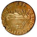 Vermont copper