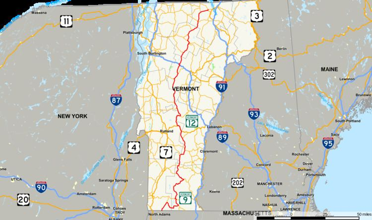 Vermont Route 100