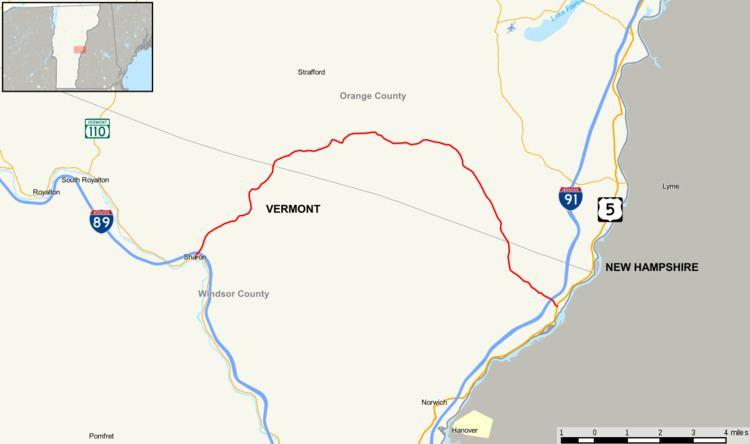 Vermont Route 132