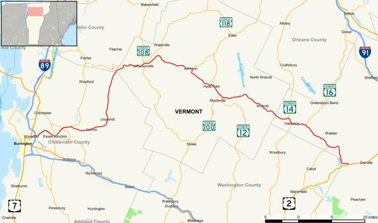 Vermont Route 15