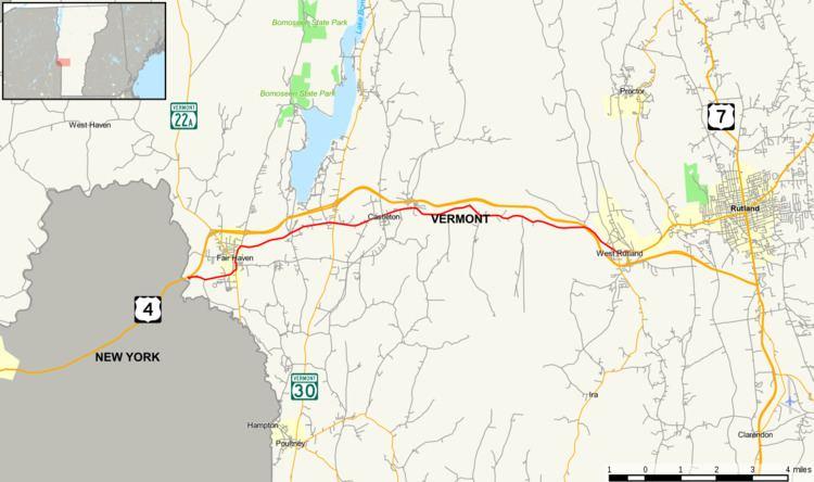 Vermont Route 4A