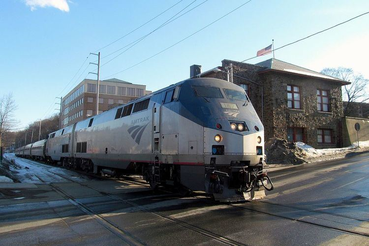 Vermonter (train)