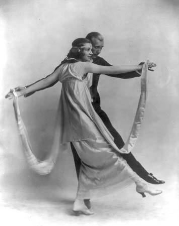 Vernon and Irene Castle Vernon and Irene Castle American dancers Britannicacom